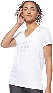 Under Armour Women's Tech SSV Graphic TEES AND T-SH