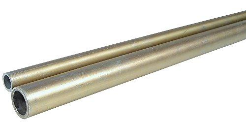 Hydraulik Stahlrohr DIN2391 gelb verzinkt 10x1,5mm