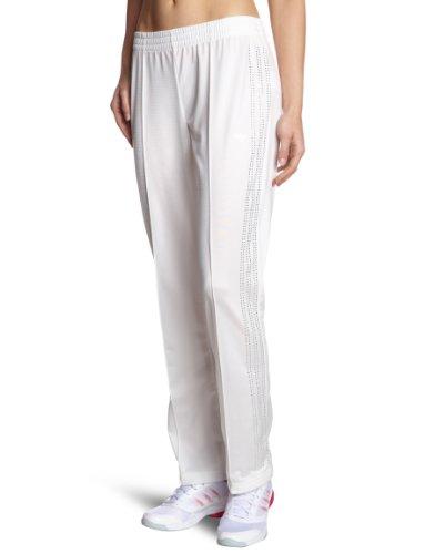 adidas Damen TrackPant Rhinestone Stripe, running white, 38, W68860