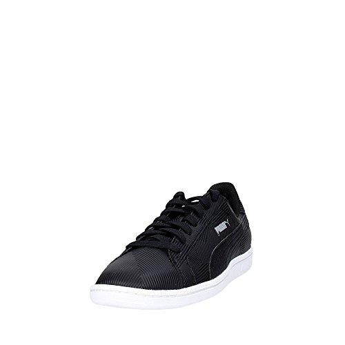 Puma Chaussures Smash Deboss Noir Homme Noir