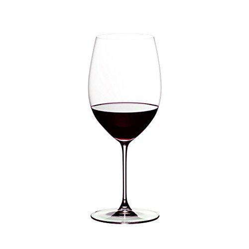Riedel Veritas Crystal Cabernet / Merlot Glass, Set of 8 by Riedel -