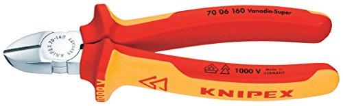 Knipex 70 06 160 SB Seitenschneider Länge: 245 mm