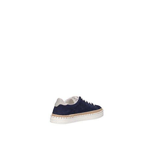 Hogan Junior HXC2600U560G9C0XWH Sneakers Bambino Blu