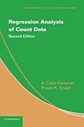 Regression Analysis of Count Data (Econometric Society Monographs, Band 53)