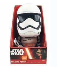 Underground Toys Star Wars Premium Classic Stormtrooper Plush Toy (Medium)