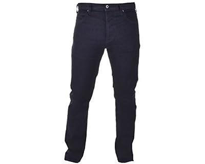 Armani Jeans J21 8N6J21 6DLPZ Regular Fit Jeans Dark Blue