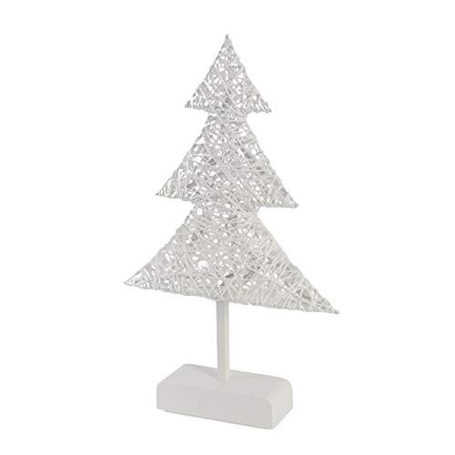 Stella Di Natale A Batteria.Grande A Batteria Led Accendere Stella Di Natale In Legno