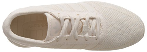 adidas Originals Angeles, Sneakers Basses Femme Blanc