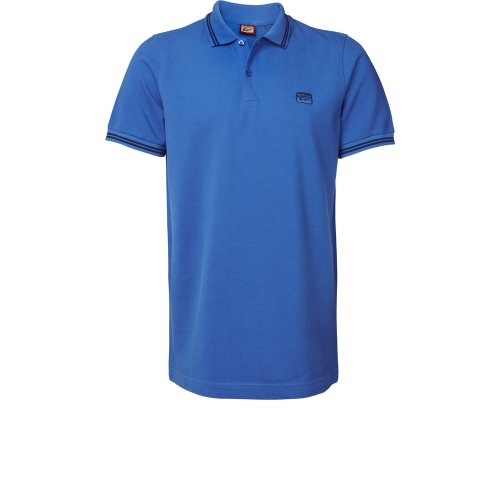Asics - Maglietta sportiva -  uomo, (blu), M