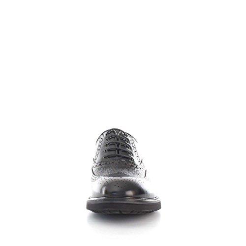 Nero Giardini A705274U Scarpe con Lacci Uomo Nero