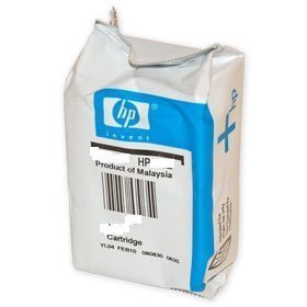 Original HP C8727A 27 Tintenpatrone Schwarz Deskjet / PSC/ Photosmart/ Officejet druken -(Frustfreie Verpackung) - Folie verschweißt Tinte (Hp 1210v Tintenpatrone Psc)