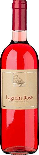 Lagrein Rosé DOC 2017 - Cantina Terlan | trockener Roséwein | italienischer Wein aus Südtirol | 1...