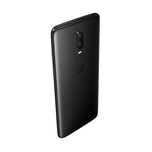oneplus 6 midnight black - 31vqjUZqPRL - OnePlus 6 Midnight Black – 8GB RAM 128 GB di Memoria – Android Dual SIM