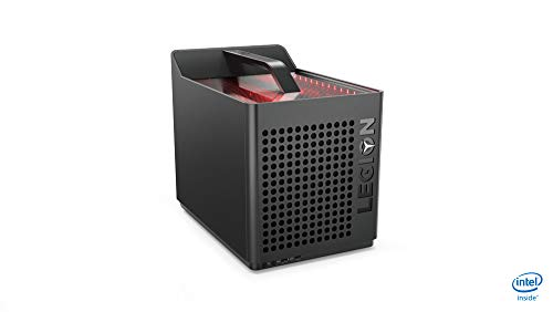 Lenovo 90JX001UIX Desktop Gamer Legion C530-19ICB, Processore I5-8400, RAM 8GB, SSD 256 GB, Scheda Video GeForce GTX 1050 Ti 4 GB DDR5, Wi-Fi AC, BT 4.1, Windows 10