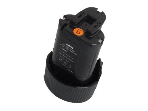 Preisvergleich Produktbild vhbw Li-Ion Akku 2000mAh (10.8V) für Werkzeuge Strauchschere UH200, UH200DWE, UH200DWEX wie Makita 194550-6, 194551-4, BL1013, BL1014.