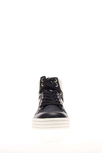 Hogan Rebel Junior Bambino Sneaker HXC141072838GB2AT0 Sneaker Alta Blu