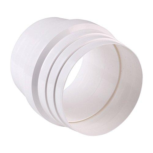 Bielmeier V653138 Kondenswassersammler d: 150 mm weiß, passend für das System 150 rund