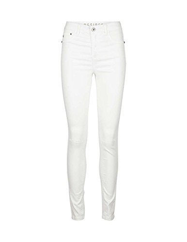 Desires - Jeans - Femme Blanc