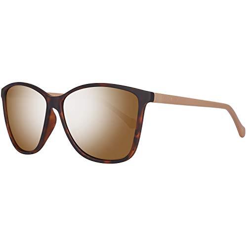 Ted Baker Sonnenbrille Damen Braun