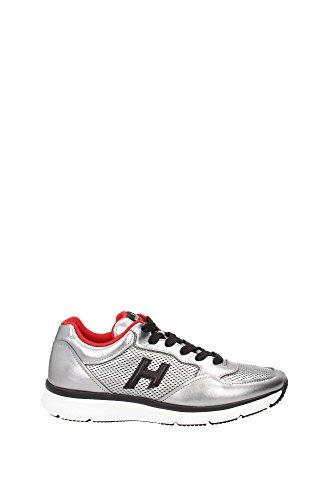 GYM2540V9609JY2700 Hogan Sneakers Uomo Pelle Grigio Grigio