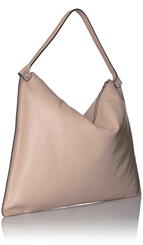 Ecco Ecco Sculptured Shoulder Bag, Sacs portés épaule Rouge (Rose Dust)