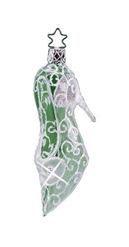 Inge Glas Christbaumschmuck Cinderellas (Cinderella Glas Schuhe)