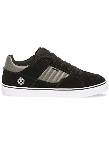 Element - Element Glt2 Herren Sneakers, Scarpe da ginnastica Uomo Black/Charcoal