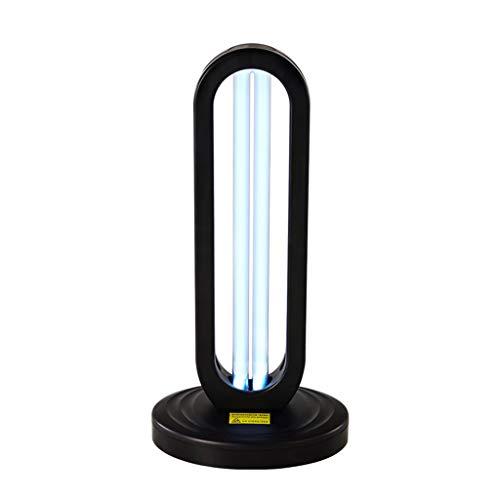 Lámparas UV de desinfección por ozono Luz germicida móvil 38W área Grande Germicida 360 ° Sin temporización...
