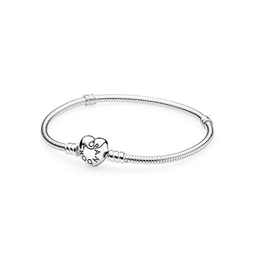 Pandora Bracciale Chiusura A Cuore 20 Cm