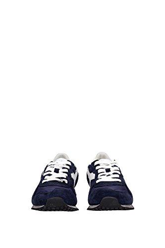 Diadora Unisex-Erwachsene Trident Nyl Sw Pumps Blu-Bianco