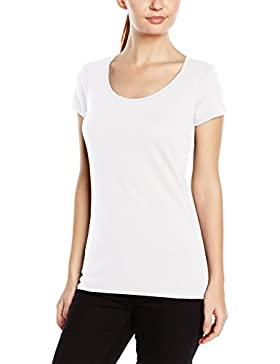 Stedman Apparel Megan (Crew Neck)/ST9120 Premium-Camiseta Mujer