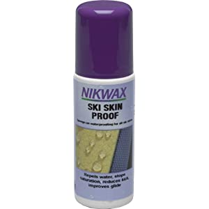 31vrgR2io7L. SS300  - Nikwax Ski Skin Proofer 125ml Fabric Washing Treatment
