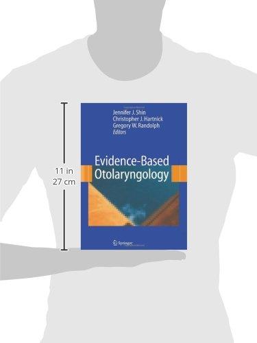 Evidence-Based Otolaryngology