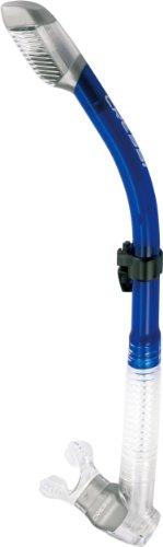 Cressi Schnorchel Ultra Dry, blau, 40 x 10 x 4 cm, ES259020