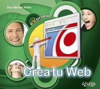 Crea tu Web (Exprime) por Ana Martos Rubio
