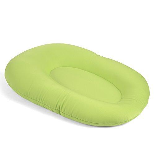 cuddles-soft-baby-bath-pillow-lounger-green