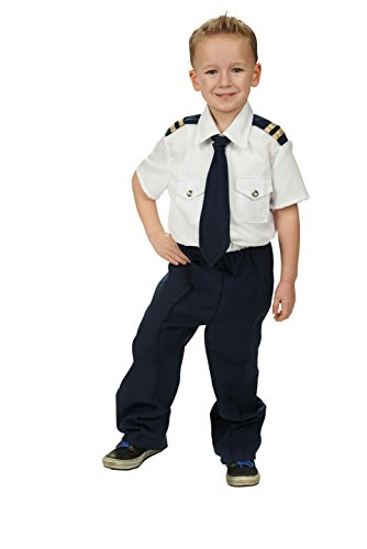 Andrea Moden Kinderkostüm Pilot