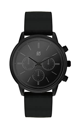 Spirit Mens Analogue Classic Quartz Watch with Silicone Strap ASPG24 Best Price and Cheapest