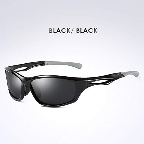 CCGSDJ Männer Polarisierte Sonnenbrille Rahmen Im Freien Taktische Sonnenbrille Fahren Männliche Marke Design Military Eyewear Gafas De Sol Hombre