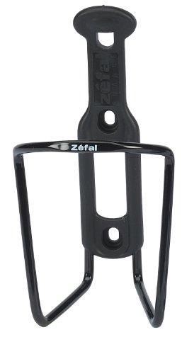 Zefal Aluplast Flasche Käfig, Schwarz,Large Zefal Flaschenhalter