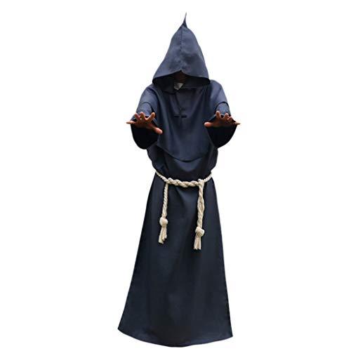 - Robe Mit Kapuze Grau Kostüme