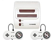 TripleM Gadgets FC Combo II Retro Nintendo NES/FC & SNES Twin Console w/ Games
