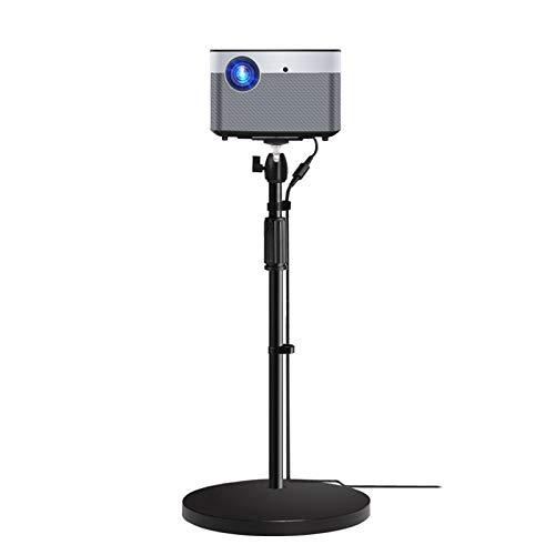 Qucking Light Tragbarer Tisch, Höhenverstellbare Pico-Projektoren Tragbares Rednerpult/Tischstativ Für Heimkino/Unterhaltung & Präsentation