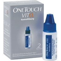 ONE TOUCH Vita Kontrolllösung normal 7.5 ml Lösung