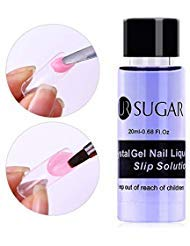 Coulorbuttons 1 bottiglia 20ml ur sugar poly gel uv soak off nail liquid slip solution gel acrilico per builder esteso