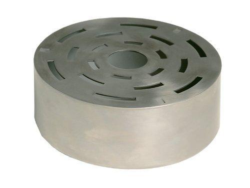 Luftbefeuchter aus Edelstahl (Kamin Für Luftbefeuchter)