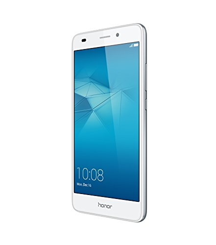 Image of Honor 5C Smartphone (13,2 cm (5,2 Zoll) Touch-Display, 1920 x 1080 Pixels, 13 Megapixel, 16 GB interner Speicher, Android M EMUI 4.1) Silber
