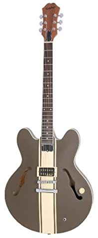 Epiphone Tom Delonge Signature ES-333 Guitare électrique Brown