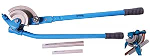 Cintreuse manuelle pour tubes 12,15 et 22mm Tube Cintreuse Cuivre Alu Cintrage