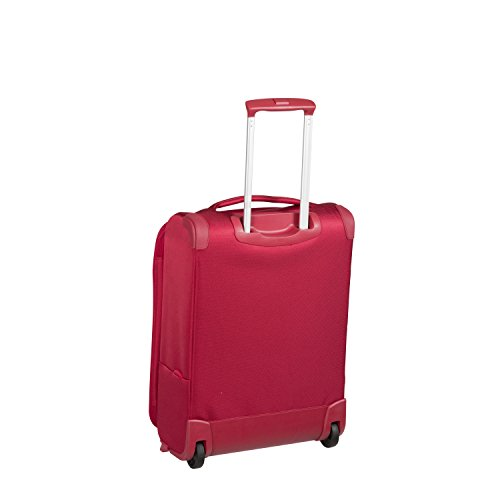 DELSEY AIR ADVENTURE SOFT2 Koffer, 54 cm, 42 liters, Rot (Rouge) - 3